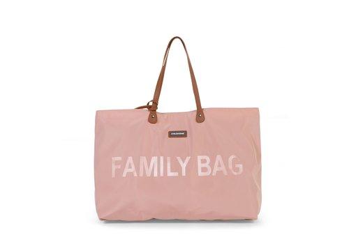 Childhome Childhome Family Bag Roze/Koper