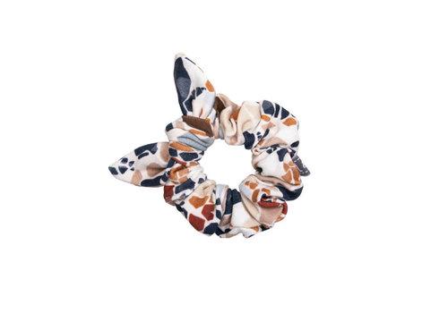 UL&Ka UL&KA Mini Scrunchie Lastrico Beige