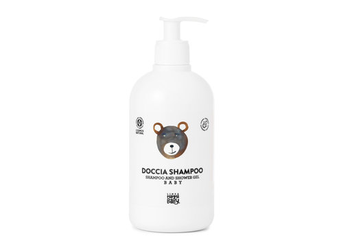 Linea MammaBaby Linea MammaBaby Baby Shampoo And Shower Gel Cosmos Natural 500ml