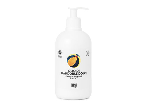 Linea MammaBaby Linea MammaBaby Amandelolie Voor Baby's Cosmos Natural 500ml