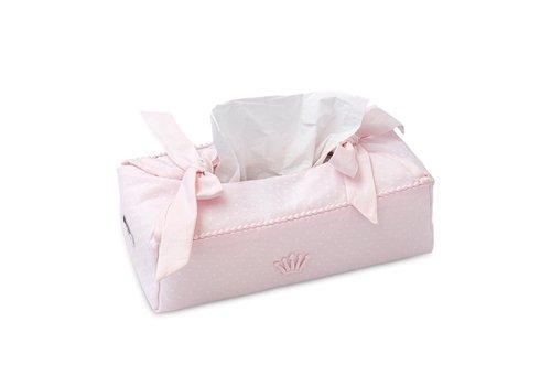 My First Collection First Diaz Kleenexhouder Blush Pink