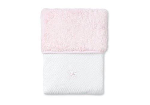 My First Collection First Deken Lio 68 x 95 cm White-Pink