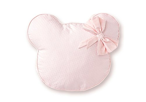 My First Collection First Teddy Kussen Blush Pink