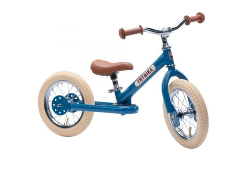 Trybike Trybike Steel Bike Vintage Blue