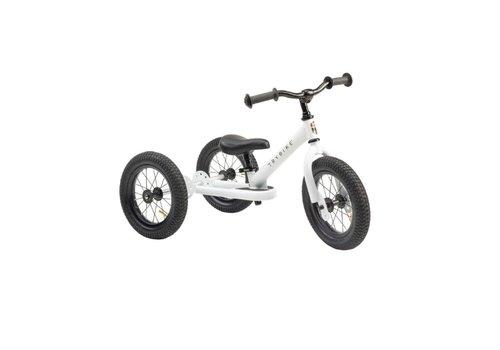 Trybike Trybike Loopfiets 2-in-1 Mat White