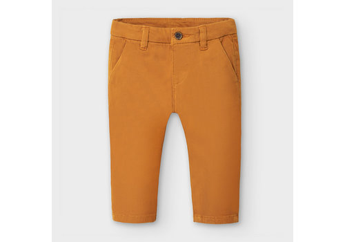 Mayoral Mayoral Basic Trousers Cheddar