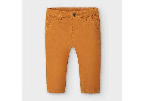 Mayoral Mayoral Basic Trousers Cheddar
