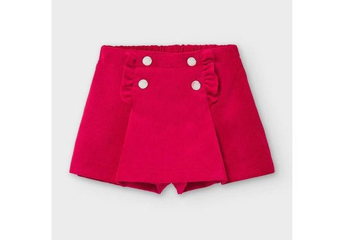 Mayoral Mayoral Panr Skirt Carmine Re