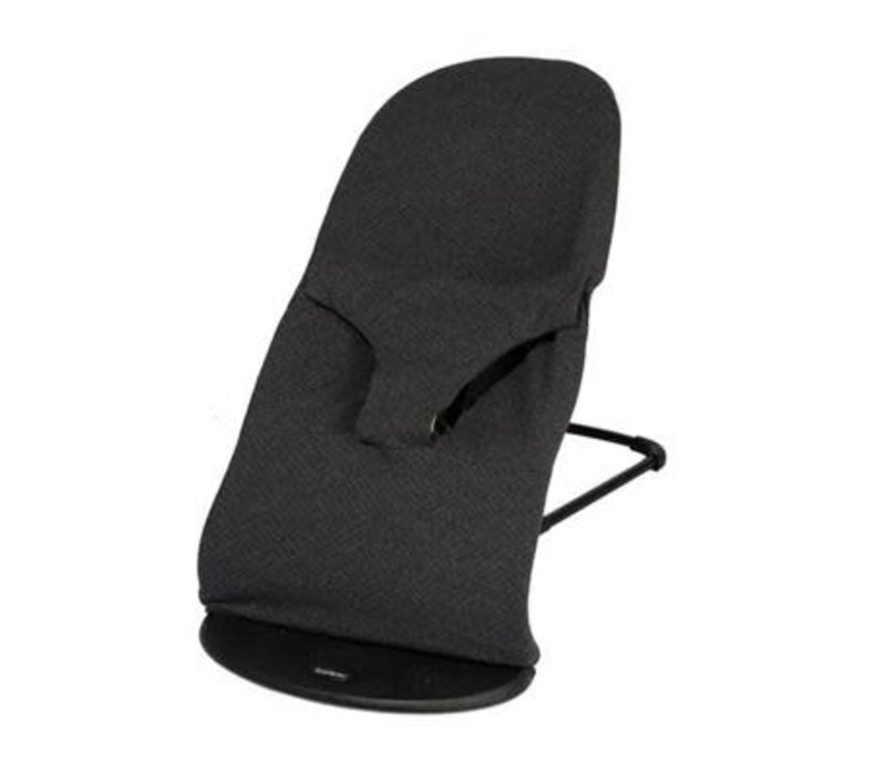 Les Reves D'Anais Bouncer cover Babybjörn - Diamond Anthracite - 56-085