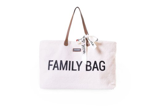 Childhome Copy of Childhome Family Bag Teddy Beige