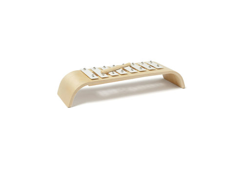 Kids Concept Kids Concept Xylophone Plywood White