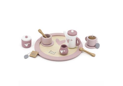 Label-Label Label Label - Tea Set - Pink