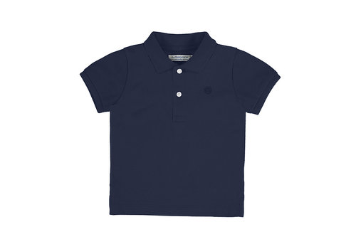 Mayoral Mayoral Basic S/S Polo Nautical 102-67