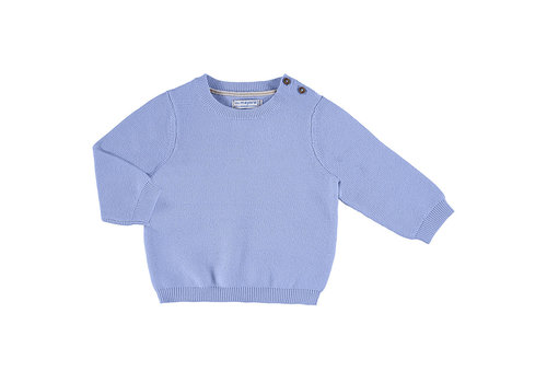 Mayoral Mayoral Basic Cotton Sweater Lavender 303-31