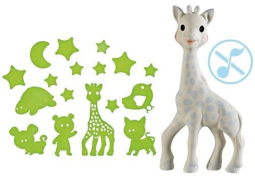 Sophie La Girafe Rustige Nacht Set Jongen