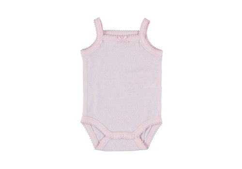 Mayoral Mayoral Basic Body With Straps Baby Rose 168-51