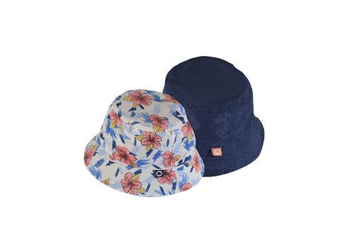 Mayoral Mayoral Reversible Hat Blue 10016-61
