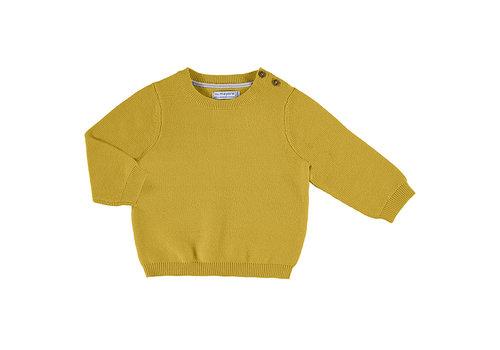 Mayoral Mayoral Basic Cotton Sweater Mango 303-33