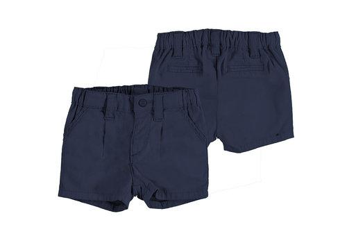 Mayoral Mayoral Twill Basic Shorts Navy 201-52