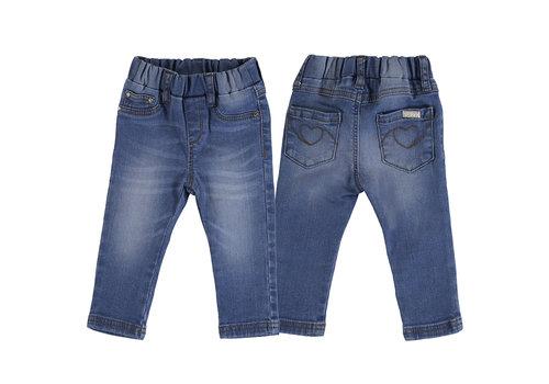 Mayoral Mayoral Basic Denim Pants Medium 535-38