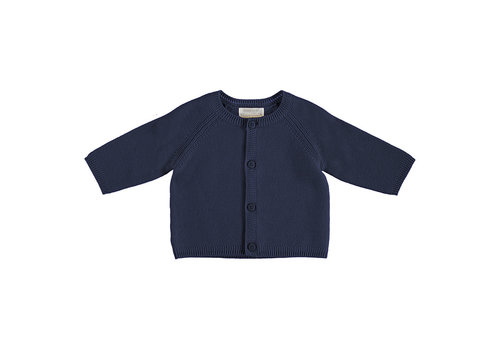 Mayoral Mayoral Knit Cardigan Navy 1330-60