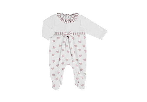 Mayoral Mayoral Mixed Long Onesie Candy 1604-44