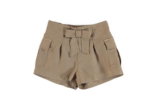 Mayoral Mayoral Short Pant Caramel 1226-84