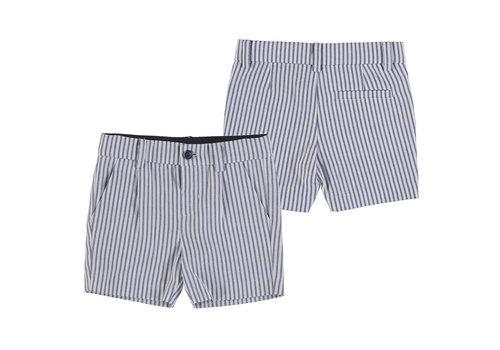 Mayoral Mayoral Linen Dressy Shorts Nautical 1239-20