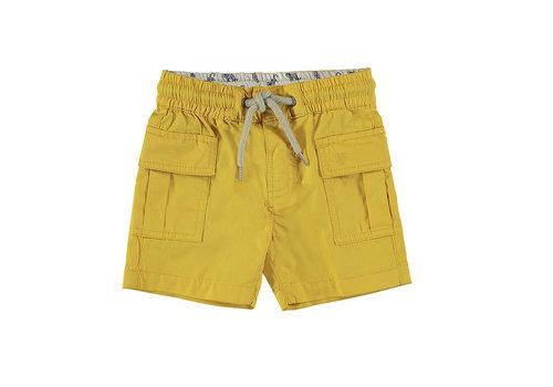 Mayoral Mayoral Cargo Shorts Mango 1240-65