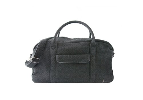 Les Reves D'Anais Weekend bag - Night Grey - 89-312