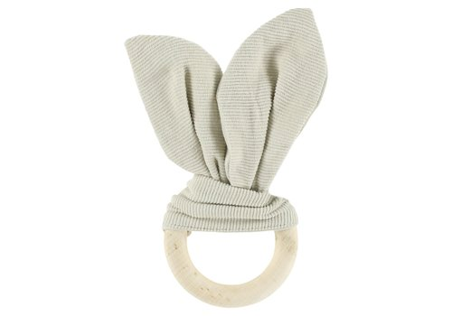 Trixie Trixie Teether Rabbit - Ribble Sand- 29-054