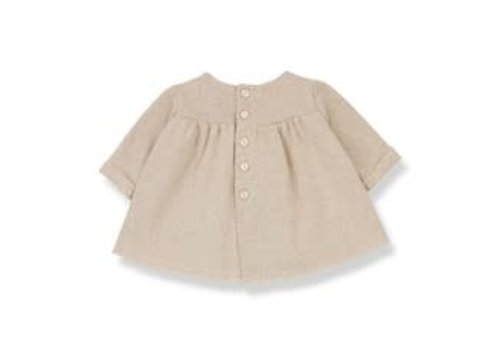 1+ In The Family 1+ In The Family Mirelle Dress Cream