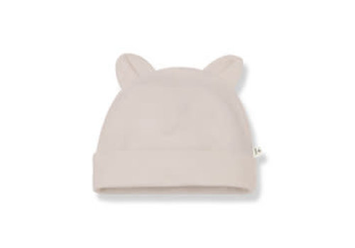 1+ In The Family 1+ In The Family Leo Beanie W/Ears Nude