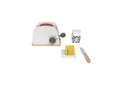 Tryco Tryco - Wooden Toaster With Accessories