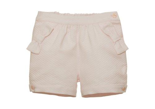 Patachou Patachou Girl Shorts - Woven Pink Piquet