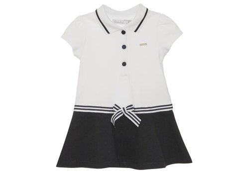 Patachou Patachou Girls Dress Knit - White