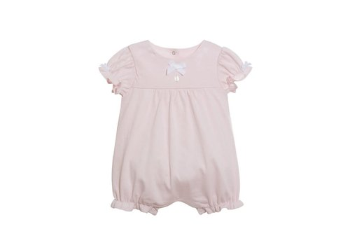 Patachou Patachou Baby Girl Romper Knit Jersey Holes