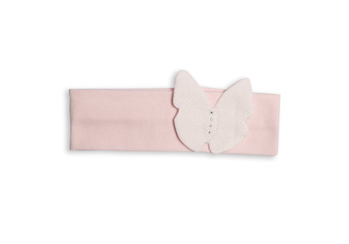 My First Collection First G Hairband Butterfly 04  Pink
