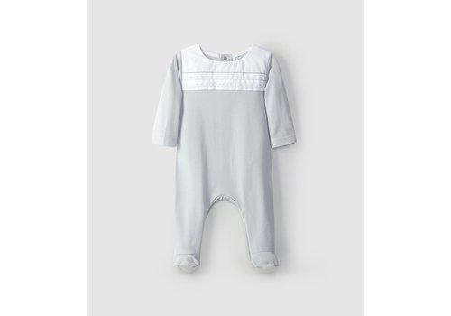 Laranjinha Laranjinha Babygrow V1006 White/Grey