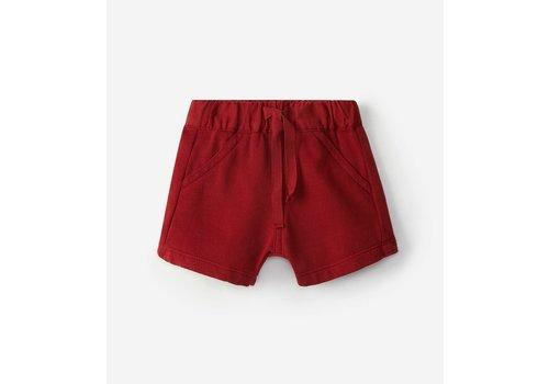 Laranjinha Laranjinha Shorts V1277 Dark Red