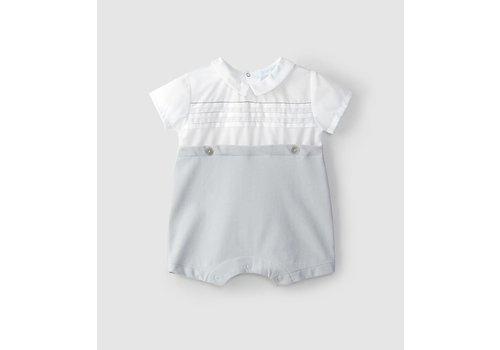 Laranjinha Laranjinha Outfit V1009 White/Grey