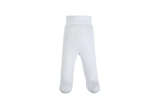 Laranjinha Laranjinha Footed Trousers BS076 White