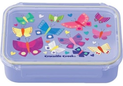 BEABA Crocodile Creek Bento Box Butterfly Dreams