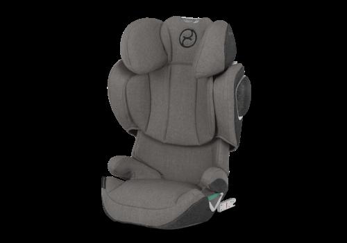 Cybex Cybex Autostoel Solution Z - Fix Plus Soho Grey Mid Grey