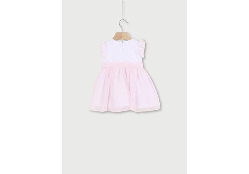 Liu Jo Liu Jo Dress White/Sweetie Tulle Glitter