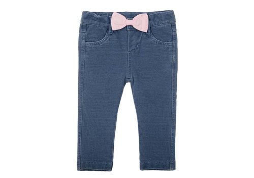 Natini Natini Jeany Jeans Bow Pink