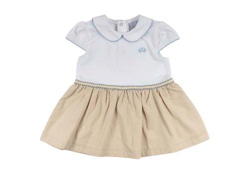 Natini Natini Dress Ines White Beige