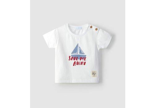 Laranjinha Laranjinha T-Shirt V1301 Natural