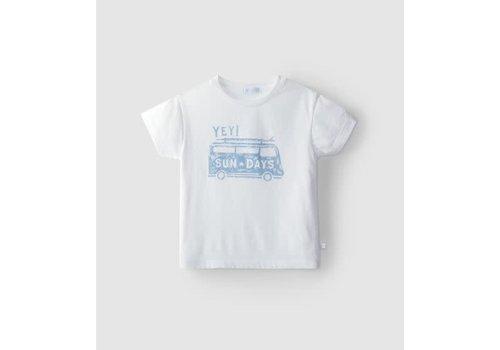 Laranjinha Laranjinha T-Shirt White V1444