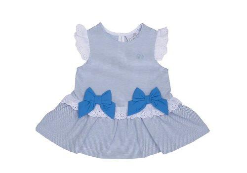 Natini Natini Dress Zoe Stripes Blue